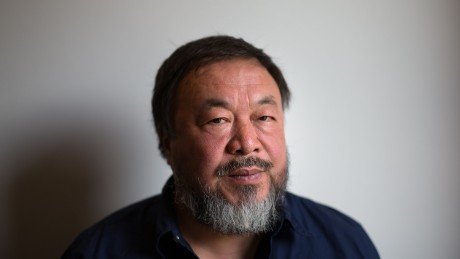 Ai Wei Wei is Annoyed